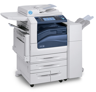 Xerox multifunctional - Printerleasing